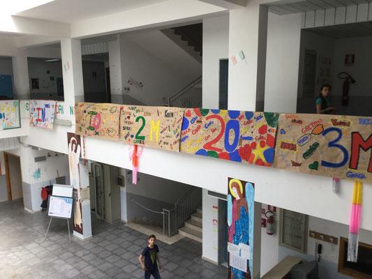 Laboratorio Artistico al Lauri - Scuola Media C. Guastella Misilmeri