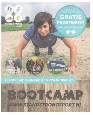 Promotie krant de Brug (2015)