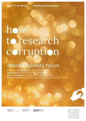 1st ICRN Forum Amsterdam