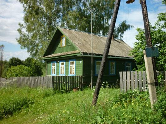 Гостевой дом на маршруте