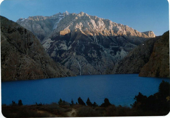Lac de Ponksundo