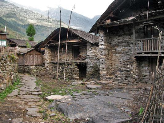 village du nord de l'Arun