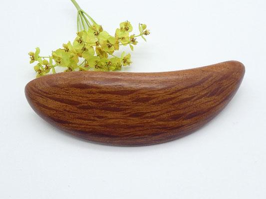 Haarspange aus Sheoak & mittelgroße Klammer