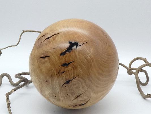 Holzkugel aus Esche, 178 mm
