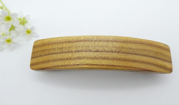 Haarspange Holz, Essigbaum, Lebendiges-Holz.de