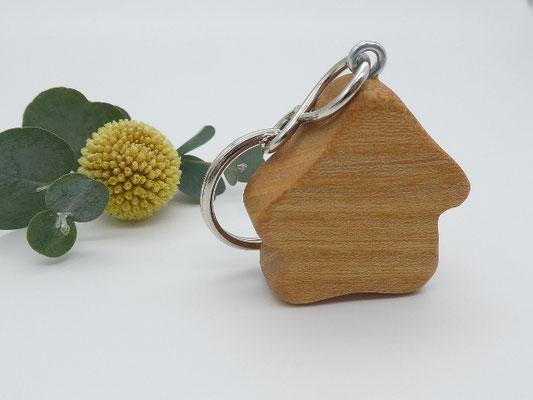 Haus-Schlüssel aus Ulme