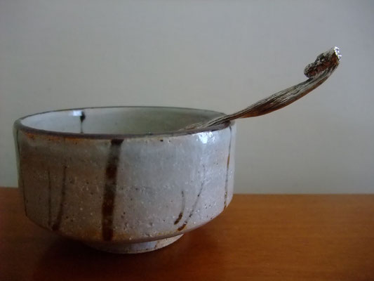 シルバー製ティースプーン