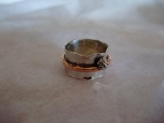 指輪・天道虫