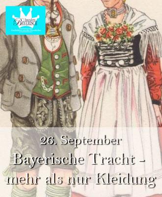 bsonders BAYERISCH Artikel - Die bayerische Tracht, mehr als nur Kleidung