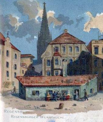 Ansichtskarte 1897