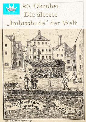 bsonders BAYERISCH Artikel - Die älteste Imbissbude der Welt