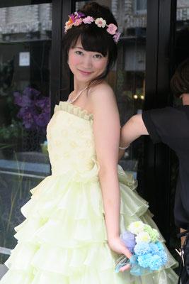 花嫁ヘア&メイク(お化粧)