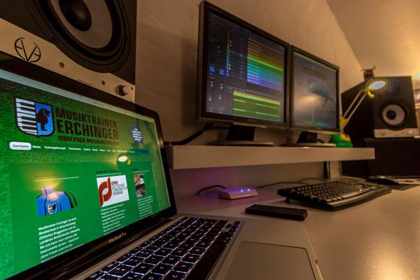 Studio. Foto: Leon Ehmke