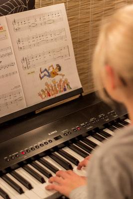 Piano Kids. Foto: Leon Ehmke