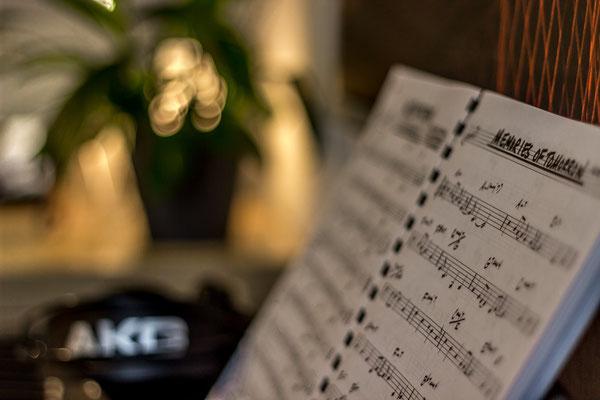 Jazz-Realbook Edition VI. Foto: Leon Ehmke