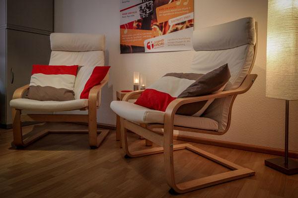 Lounge. Foto: Leon Ehmke