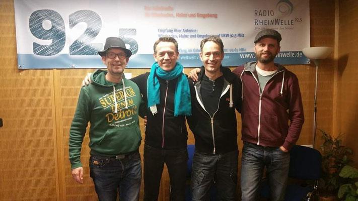 bei Radio Rheinwelle 2017