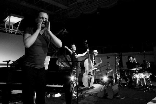 10 Jahre Jazz im Pool, Wolfsburg (by Lars Hung)