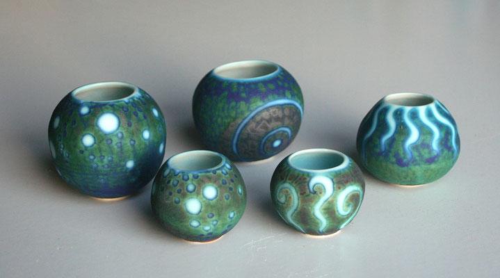 Mini pots