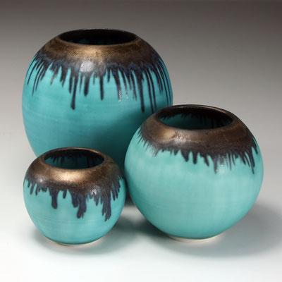 Seawash round pots