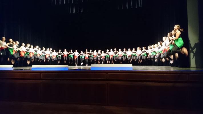 14.07.2019 - Deutsch-Franz. Tanzmomente in der Stadthalle MM