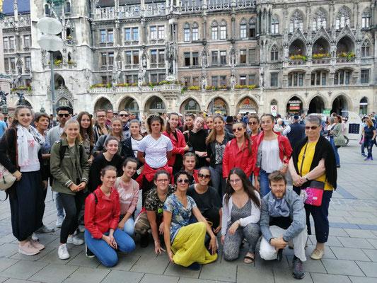 15.07.2019 - Tanzgruppe Pascale Pellier in München