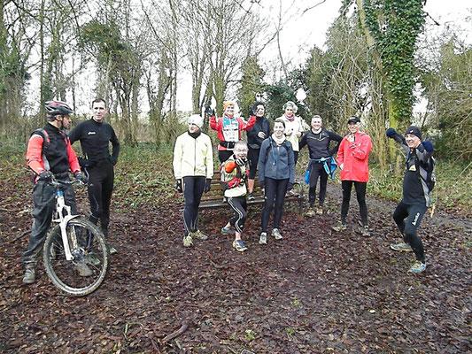 Sortie à Amiens avec Martin (dép80 - 17,5km - Dim05/01/2014)