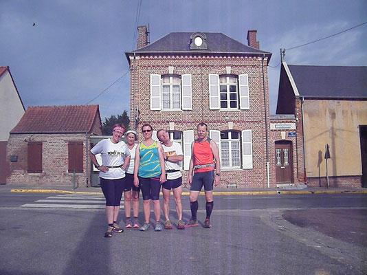 Sortie à Fouencamps avec Martin (dép80 - 18km - Sam19/07/2014)