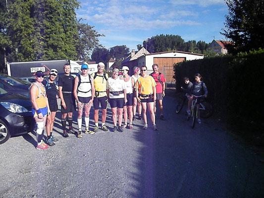 Sortie à Argoeuves avec Martin (dép80 - 13+10km - Dim04/08/2013)