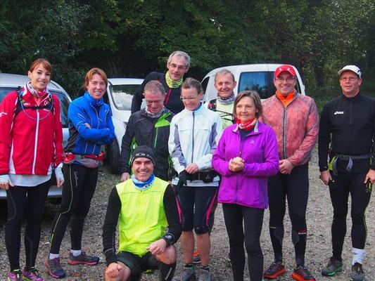 Sortie au départ de Neuville les Loeuilly avec Martin (dép80 - 15km - Sam17/10/2015)
