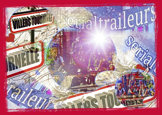 Pêle-mêle, sortie à Villers Tournelle avec Manu (dép80 - 11/17/19km - Sam27/06/2020)