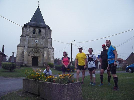 Sortie à Gratibus avec JPh (dép80 - 16/19km - Sam26/07/2014)