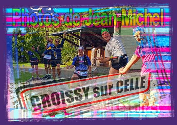 Sortie à Croissy/Celle avec Martin (dép60 - 16km - Sam10/08/2019)