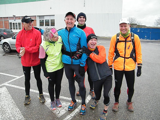 Urban-Trail à Saleux avec Martin (dép80 - 15+3km - Sam08/02/2014)