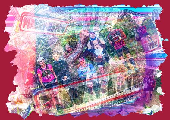 """""""Pêle-mêle"""", sortie à Plachy-Buyon avec JPh (dép80 - 16km - Sam05/10/2019)"""