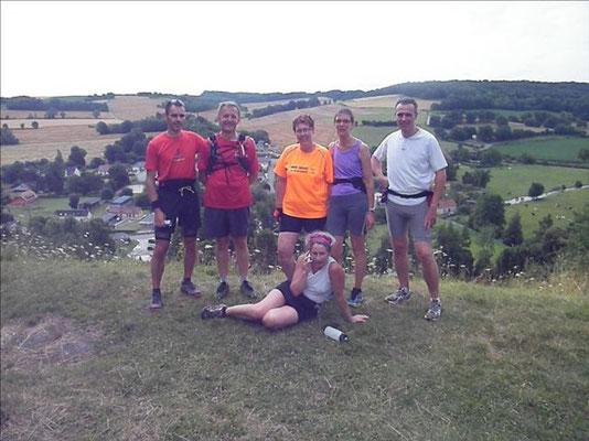 Sortie à Guizancourt avec JPh (dép80 - 13+10km - Dim28/07/2013)