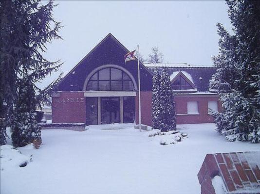 Vers/Selle sous la neige (Mardi 12 Mars 2013 - dép80)