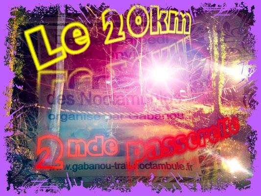 Trail des Noctambules 2018 - 2nde passerelle (Ailly/Noye - dép80 - 11/20km - Sam27/01/2018)