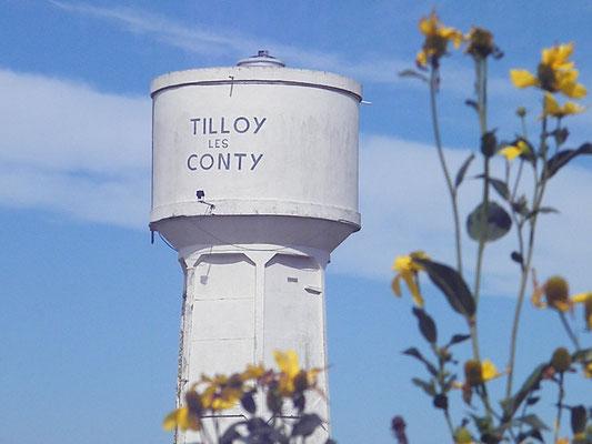 Sortie à Tilloy les Conty avec Martin (dép80 - 12+15km - Dim08/09/2013)