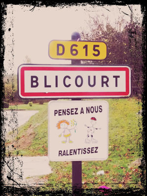 Sortie à Blicourt avec Yves (dép60 - 13+7km - Sam14/11/2015)