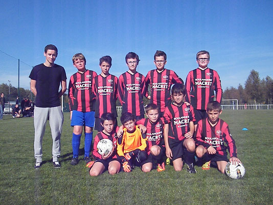 Querrieu contre Conty (match U13 - Sam18/10/2014)