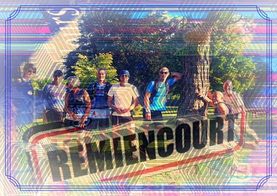Sortie à Remiencourt avec Martin (dép80 - 17/21km - Sam24/08/2019)