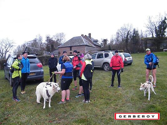 Sortie à Gerberoy avec Gaétan (dép60 - 13+5km - Sam21/12/2013)