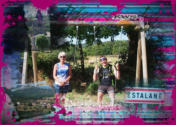 Sortie de Estalane à Rouviaguet (dép12 - 16km - Dim19/07/2020)