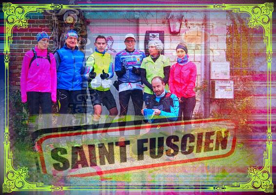 Sortie à St Fuscien avec Martin (dép80 - 15km - Sam16/11/2019)