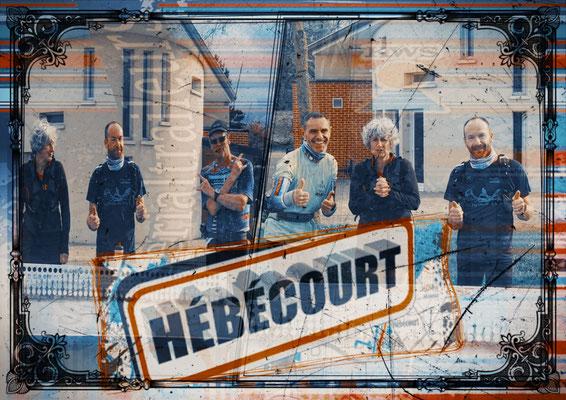 Sortie à Hébécourt avec JPh (dép80 - 13km - Jeu25/04/2019)