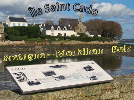 Île Saint Cado (Bretagne - Morbihan - Belz)