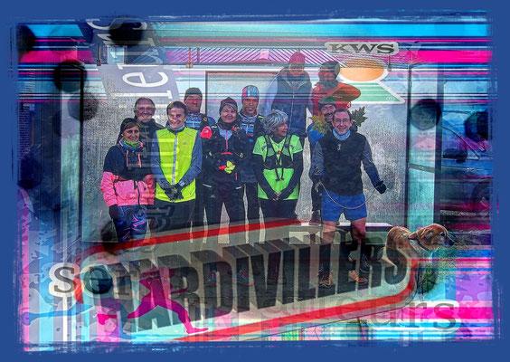 Sortie à Hardivillers avec David (dép60 - 17km - Sam30/11/2019)
