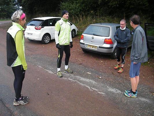 Sortie au départ du Bois Magneux (Cottenchy - dép80 - 15km - Sam12/10/2013)