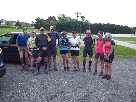 Sortie à Moreuil avec Martin (dép80 - 15km - Dim31/08/2014)
